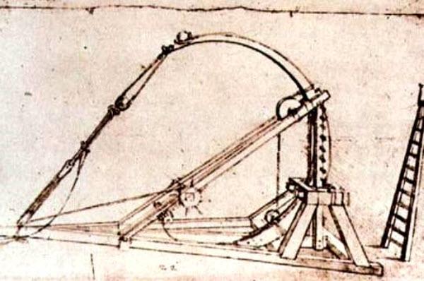 r ТОП-10 подарков человечеству от Леонардо да Винчи