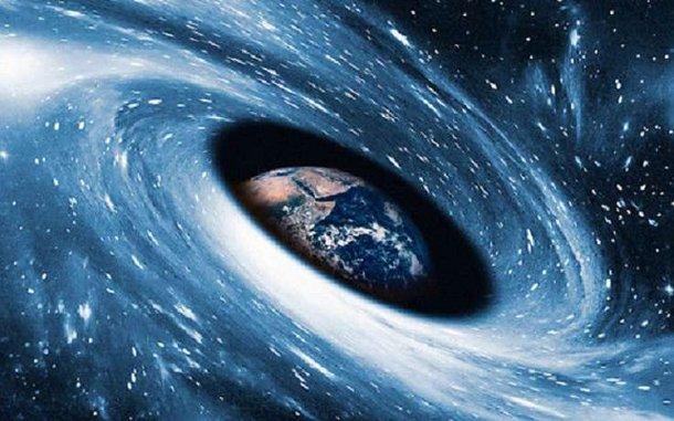 rk-spl Люди не заметят приближение Земли к черной дыре