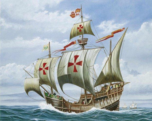 santa-maria_kolumb_3 Ученые сообщили об обнаружении обломков флагмана Колумба