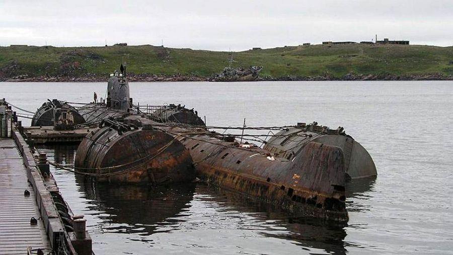 submarine_04 В Баренцевом море исследуют затонувшую атомную подлодку