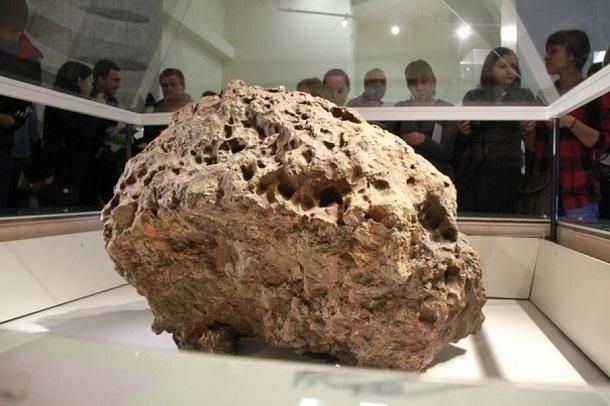 Ученые рассказали о странном составе Челябинского метеорита