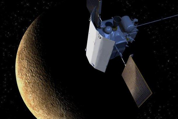 Зонд Messenger разбился о поверхность Меркурия